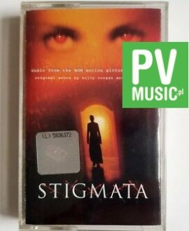 STIGMATA SOUNDTRACK audio cassette