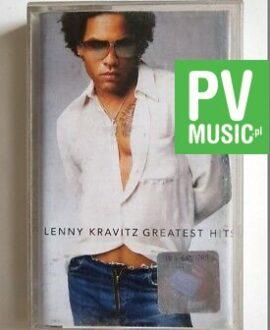 LENNY KRAVITZ GREATEST HITS audio cassette