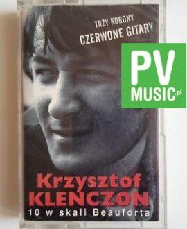 KRZYSZTOF KLENCZON 10 W SKALI BEAUFORTA audio cassette