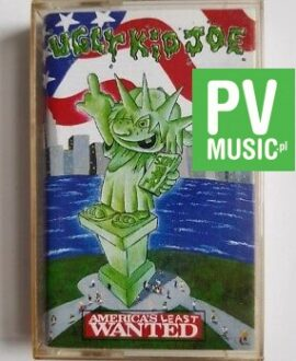 UGLY KID JOE AMERICA'S LEAST WANTED audio cassette