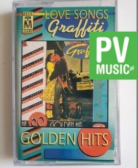 GOLDEN HITS NAT KING COLE, PAUL ANKA..audio cassette