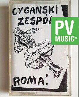 CYGAŃSKI ZESPÓŁ ROMA audio cassette
