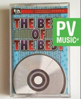 THE BEST OF THE BEST DJ. BOBO, DURAN DURAN.. audio cassette