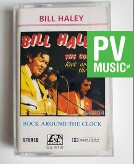 BILL HALEY ROCK AROUND THE CLOCK audio cassette