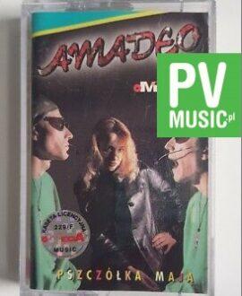 AMADEO PSZCZÓŁKA MAJA audio cassette