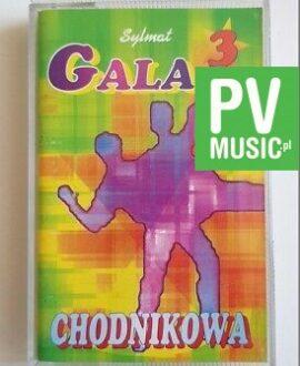 GALA CHODNIKOWA FANATIC, SZAROTKA.. audio cassette