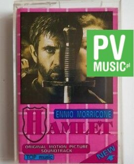 ENNIO MORRICONE HAMLET - SOUNDTRACK audio cassette