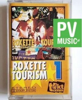 ROXETTE TOURISM 1 audio cassette