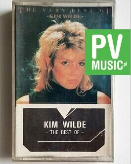 KIM WILDE THE BEST OF audio cassette