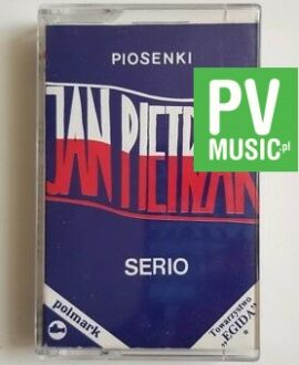 JAN PIETRZAK SERIO audio cassette
