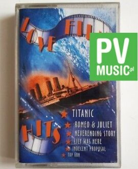 LOVE FILM HITS TITANIC, NEVERENDING STORY.. audio cassette