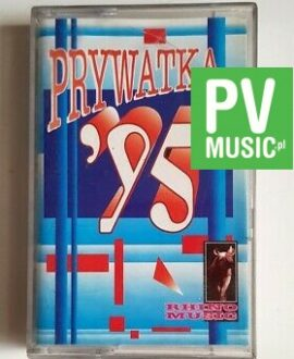 PRYWATKA 85' PASSION, DONA TUSK.. audio cassette