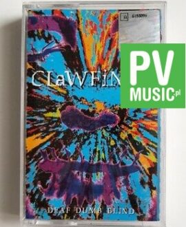 CLAWFINGER DEAF DUMB BLIND audio cassette