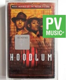 HOODLUM MUSIC INSPIRED BY THE MOTION PICTURE audio cassette