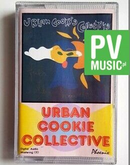 URBAN COOKIE COLLECTIVE FEELS LIKE HEAVEN.. audio cassette