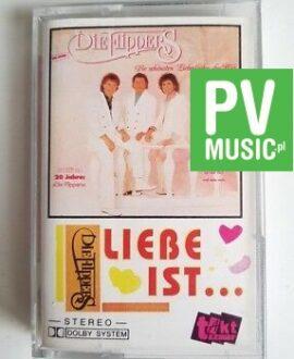 DIE FLIPPERS LIEBE IST... audio cassette