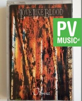 ODYSSEE LOVE LIKE BLOOD audio cassette