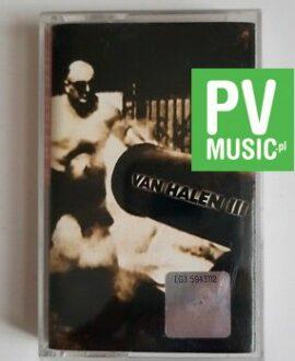 VAN HALEN III audio cassette