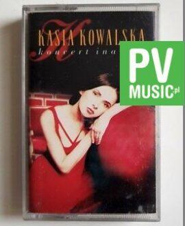 KASIA KOWALSKA KONCERT INACZEJ audio cassette