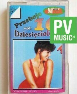 HITS vol.10 THE FANS, ROXANNE..... audio cassette