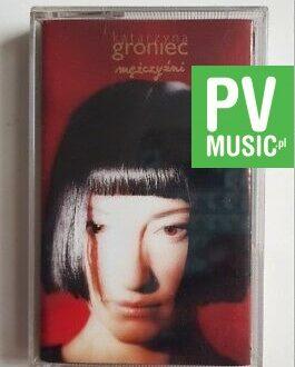 KATARZYNA GRONIEC MĘŻCZYŹNI audio cassette