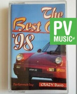 CRAZY BAND BEST OF 98 MY OH MY, COSE DELA VITA audio cassette
