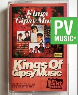 KINGS OF GYPSY MUSIC SON SON SERA audio cassette