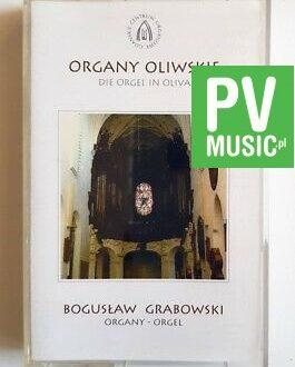 BOGUSŁAW GRABOWSKI ORGANY OLIWSKIE audio cassette