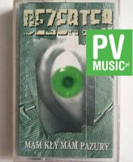 DEZERTER MAM KŁY MAM PAZURY audio cassette