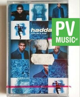 HADDAWAY LET'S DO IT NOW audio cassette