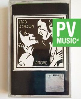 MAD SEASON ABOVE audio cassette