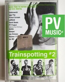 TRAINSPOTTING 2 MUSIC FROM THE MOTION PICTURE audio cassette