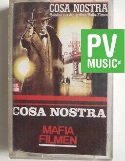 COSA NOSTRA MAFIA FILME MELODIEN audio cassette