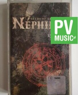 FIELDS OF THE NEPHILIM REVELATIONS audio cassette