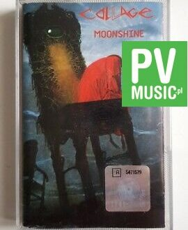 COLLAGE MOONSHINE  audio cassette
