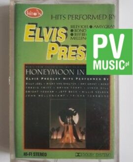 ELVIS PRESLEY performed by billy joel, bono HONEYMOON VEGAS .. audio cassette