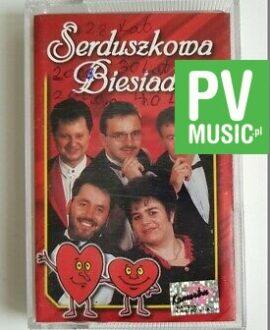 SERDUSZKOWA BIESIADA STO LAT, SERCA DWA.. audio cassette