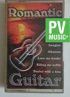 ROMANTIC GUITAR  IMAGINE, KILLING ME SOFTLY..  audio cassette