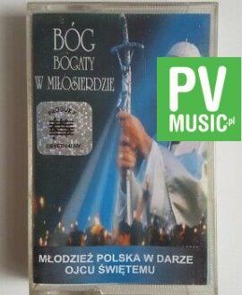 MŁODZIEŻ POLSKA W DARZE OJCU ŚWIĘTEMU audio cassette