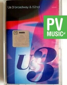 Us 3 BROADWAY & 52nd audio cassette