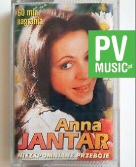 ANNA JANTAR NIEZAPOMNIANE PRZEBOJE audio cassette