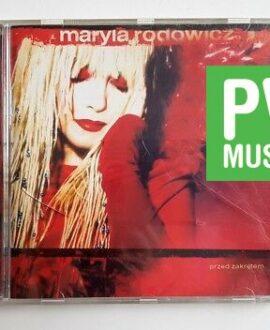 MARYLA RODOWICZ PRZED ZAKRĘTEM  CD