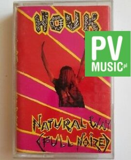 HOUK NATURAL WAY audio cassette