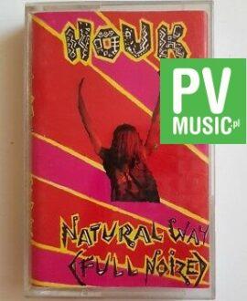 HOUK NATURAL WAY audio cassette