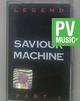 SAVIOUR MACHINE   LEGEND PART I     audio cassette