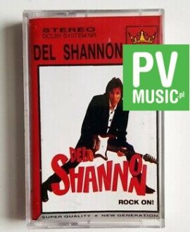 DEL SHANNON RUNAWAY (COLLECTION) audio cassette
