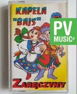 """KAPELA """"BAJS"""" ZARĘCZYNY audio cassette"""