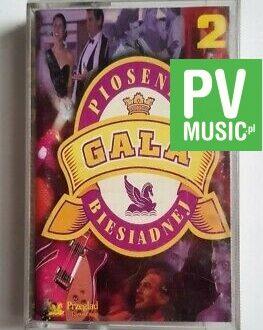 GALA PIOSENKI BIESIADNEJ 2 OCZEPINY audio cassette