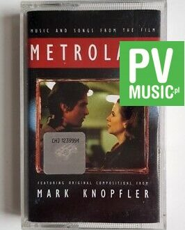 METROLAND MUSIC AND SONGS FROM THE FILM audio cassette