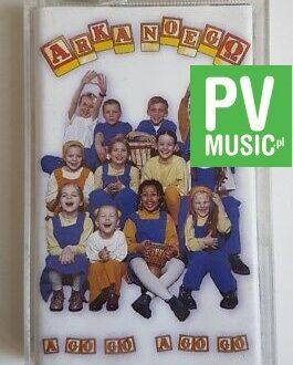 ARKA NOEGO A GO GO A GO GO audio cassette